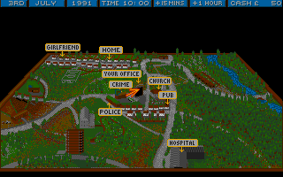 Thumbnail of other screenshot of Crime City