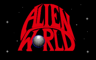 Thumbnail of other screenshot of Alien World