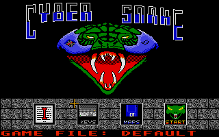 Thumbnail of other screenshot of Cyber Snake