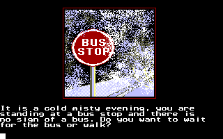 Thumbnail of other screenshot of Night On The Town, A