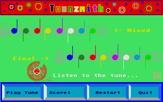 Screenshot of Toonzmith