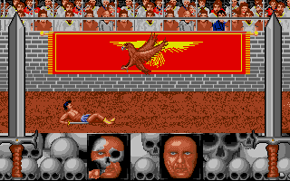 Screenshot of Gladiators