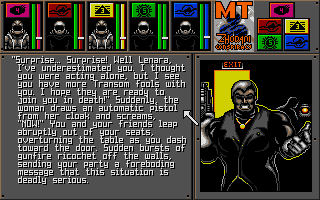 Thumbnail of other screenshot of Megatraveller - The Zhodani Conspiracy