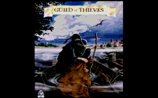 Screenshot of Guild of Thieves