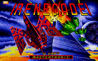 Large screenshot of Renegade