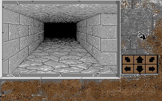 Screenshot of Dangimere II - The Dungeon