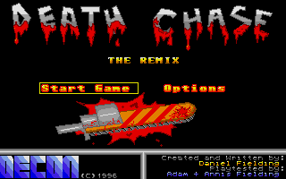 Thumbnail of other screenshot of Death Chase - The Remix