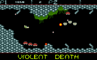 Screenshot of Violent Death