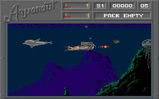 Thumbnail of other screenshot of Aquanaut