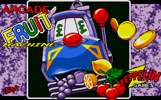 Thumbnail of other screenshot of Arcade Fruit Machine