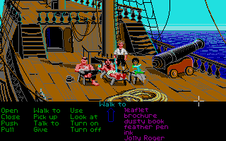 Thumbnail of other screenshot of Secret of Monkey Island, The