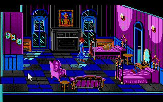 Screenshot of Colonel's Bequest, The