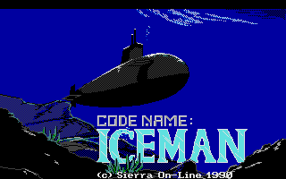 Screenshot of Code Name - Iceman