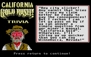 Thumbnail of other screenshot of Gold Rush