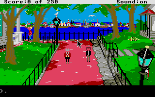 Screenshot of Gold Rush