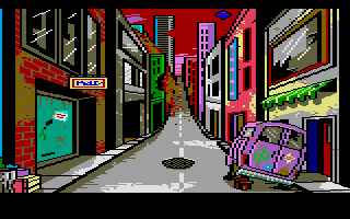 Screenshot of Manhunter 2 - San Francisco