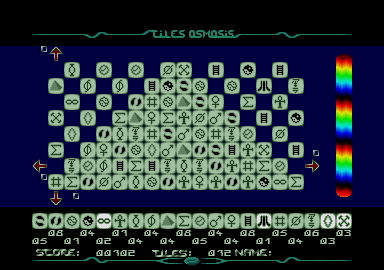 Screenshot of Tiles Osmosis