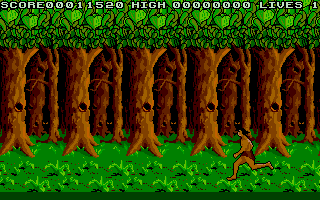 Thumbnail of other screenshot of Jungle Boy