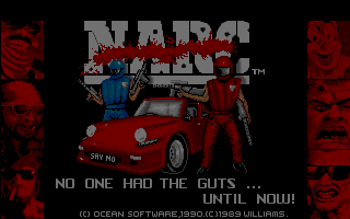 Screenshot of Narc