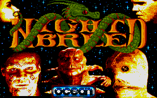 Screenshot of Nightbreed - The Action Game