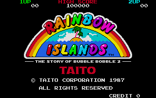Thumbnail of other screenshot of Rainbow Islands