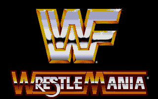 Screenshot of WWF Wrestlemania