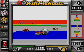 Thumbnail of other screenshot of Wild Wheels