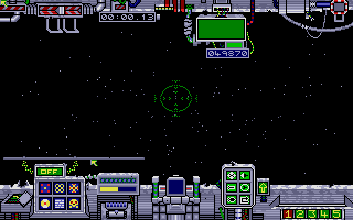 Screenshot of Deep Space