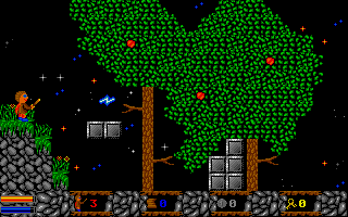 Screenshot of Magic Quest