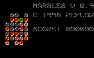 Thumbnail of other screenshot of Marbles