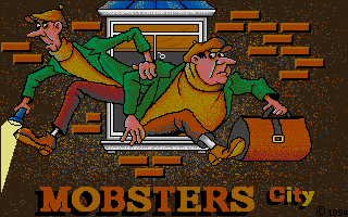 Screenshot of Mobsters City