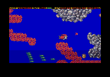 Screenshot of Enchanted Land