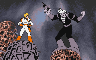 Thumbnail of other screenshot of Space Ace II