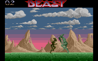 Screenshot of Shadow Of The Beast