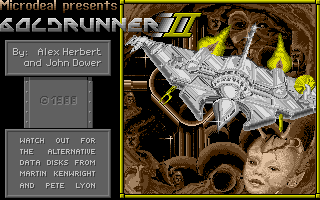 Thumbnail of other screenshot of Goldrunner II