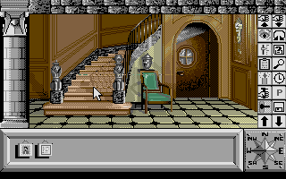Screenshot of Chrono Quest