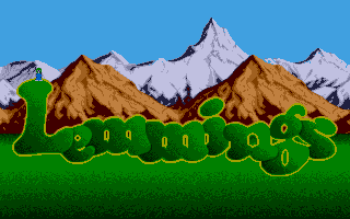 Thumbnail of other screenshot of Lemmings