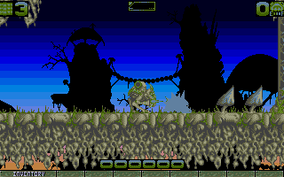 Screenshot of Ork