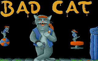 Thumbnail of other screenshot of Bad Cat