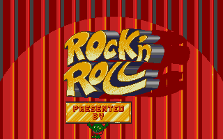 Large screenshot of Rock'n Roll