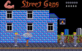 Large screenshot of Street Gang