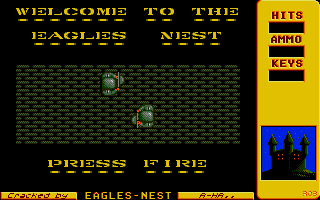 Thumbnail of other screenshot of Into the Eagle's Nest