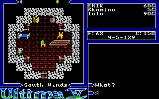 Thumbnail of other screenshot of Ultima V - Warriors of Destiny