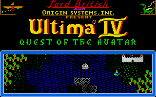 Thumbnail of other screenshot of Ultima IV - Quest of the Avatar