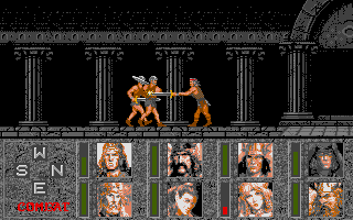Thumbnail of other screenshot of Heroes of the Lance