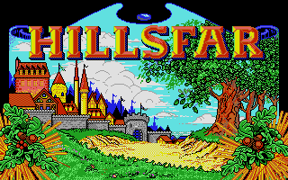 Screenshot of Hillsfar