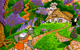 Thumbnail of other screenshot of Dragon's Lair 3 - The Curse of Mordread