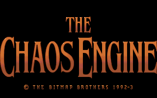 Screenshot of Chaos Engine, The