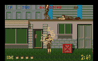 Screenshot of Shinobi