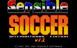 Thumbnail of other screenshot of Sensible Soccer - International Edition